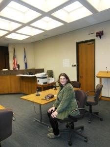 Tomboy Tam in court